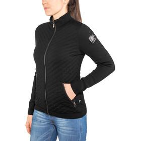 Ivanhoe of Sweden Kicki Full-Zip Jacket Damen black